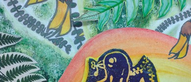 After School Programme: Aotearoa Prints