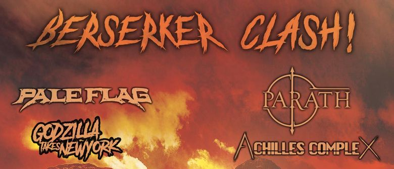 Berserker Clash!