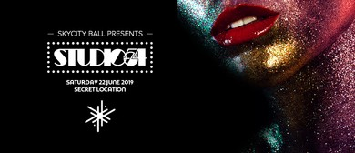 SKYCITY Ball presents STUDIO 54