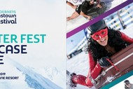 Image for event: Winter Fest Suitcase Race
