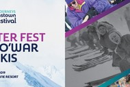 Image for event: Winter Fest Tug 'o war on Skis