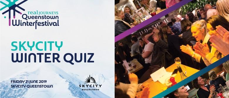 SKYCITY Winter Quiz