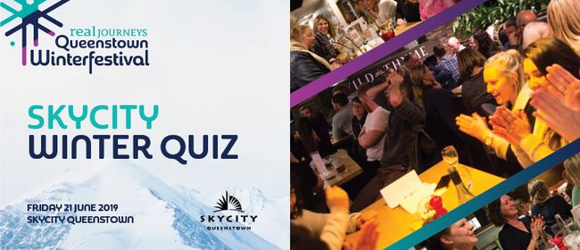 SKYCITY Winter Quiz