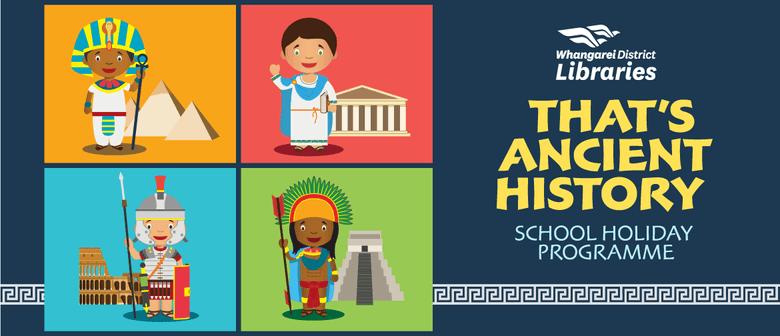 Ancient History School Holiday Programme