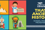 Image for event: Ancient History School Holiday Programme