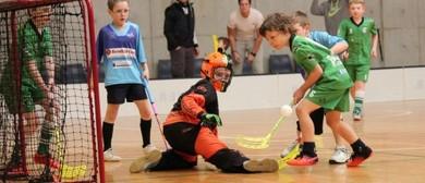 Free Floorball (Indoor Hockey) Primary School League