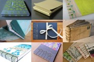 Japanese Stab Book Binding Workshop