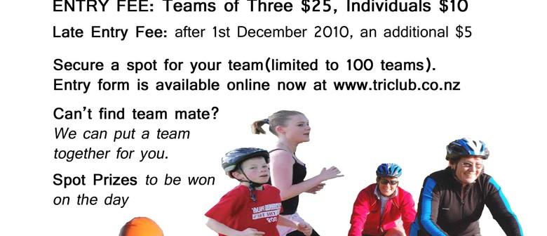Team Relay Challenge