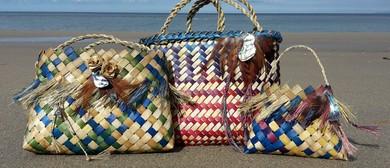Creative Flax Weaving & Dyeing Workshop