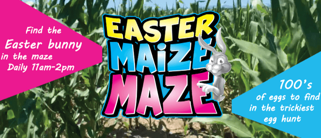 Easter Maize Maze Egg Hunt