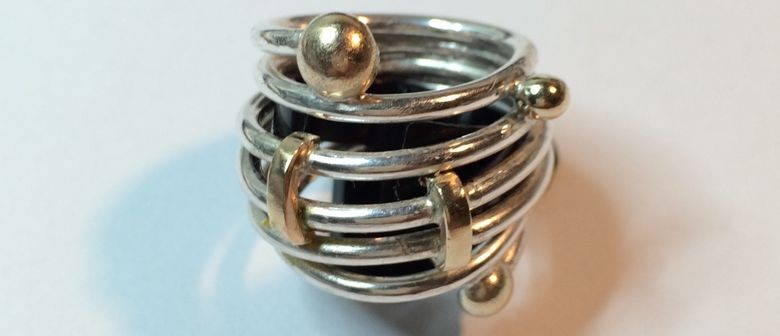 Silver Jewellery Design and Construction with Simon Misdale