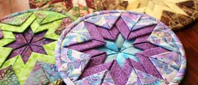 Patchwork Quilting Design and Construction with Gloria Davis