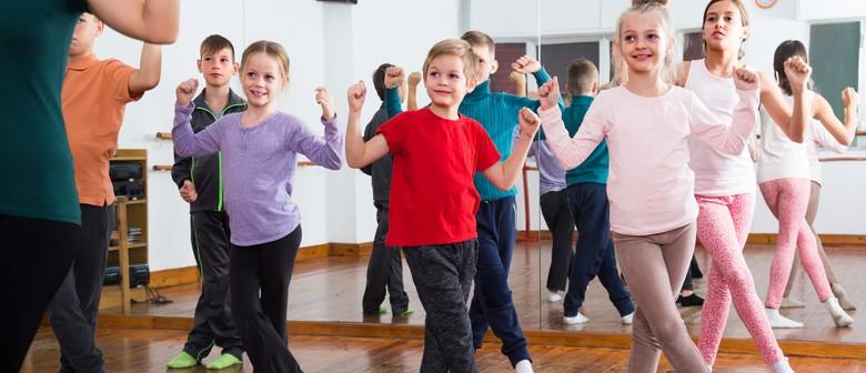 Junior Dance with Hayley Tekahika