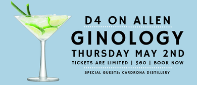 Ginology - Gin Appreciation Night