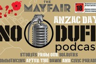 Image for event: No Duff Charitable Trust ANZAC Day Podcast Event