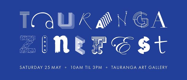 Tauranga Zinefest 2019