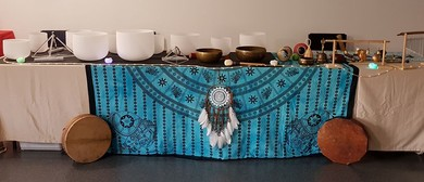 Shamanic & Angelic Sound Bath