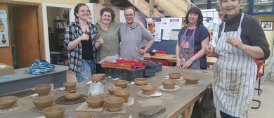Pottery - Throwing - Next Step