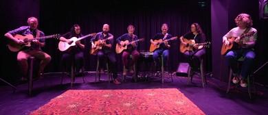 Gitbox Rebellion Guitar Ensemble Concert