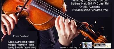 Celtic Family Concert