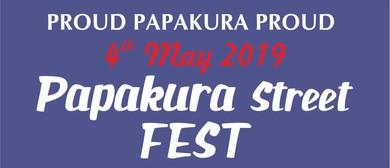 Papakura StreetFest 2019