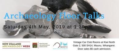 Archaeology Floor Talks