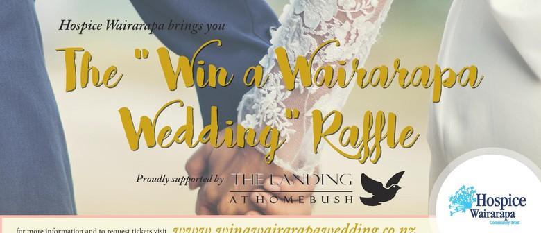 The Win a Wairarapa Wedding Raffle