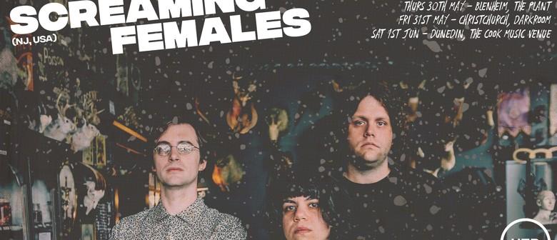Screaming Females - New Zealand Tour