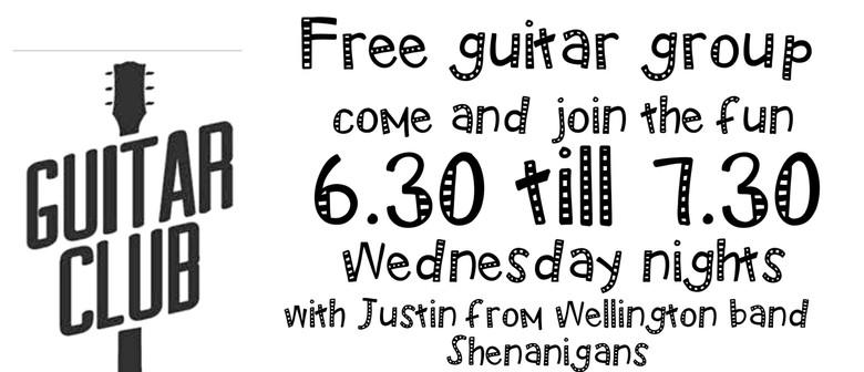 Wellington Guitar Club