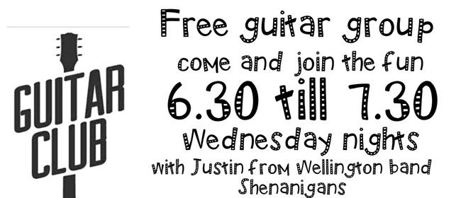 Wellington Guitar Club