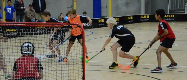 Floorball (Indoor Hockey) - Have a Go Day