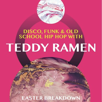 Disco And Funk with Teddy Ramen
