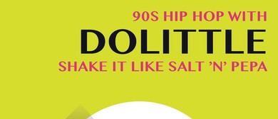 90's Hip Hop with Dolittle