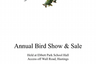 Hastings Bird Club Annual Show