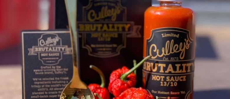 Culley's Brutality Launch Event!