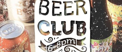 Butters Beer Club - May 2019