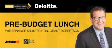 Pre-Budget Lunch 2019