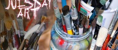 Juesday Community Art