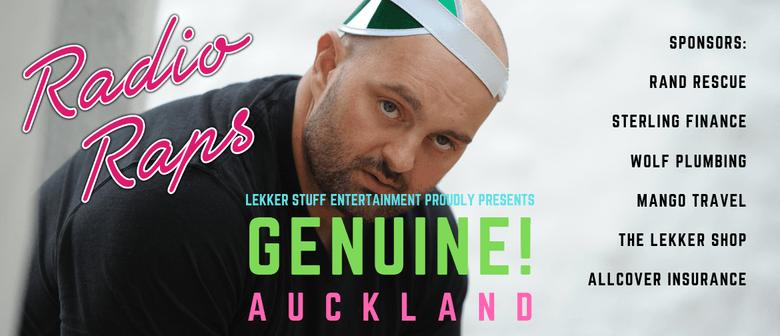 RADIORAPS | Genuine! | Auckland
