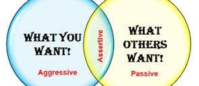 1. Understand assertiveness.
