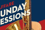 Image for event: L'affare Sunday Sessions