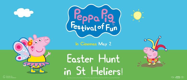 Peppa Pig Easter Hunt