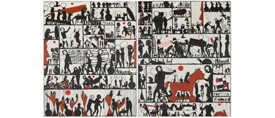 Kamoan Mine: Andy Leleisi'uao – Survey Exhibition