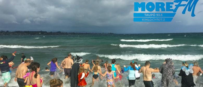 Taupo's Mid Winter Swim