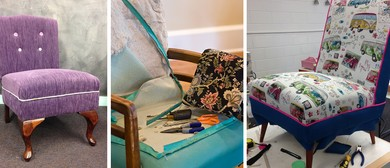2-Day Arm Chair Upholstery Workshop