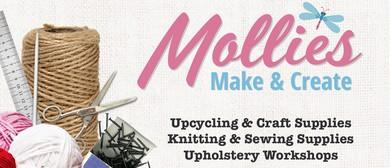 Headboard Upholstery Workshop