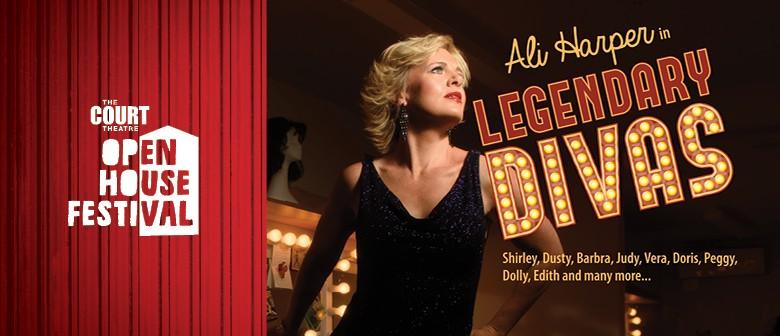 Legendary Divas - First Responders Fundraiser