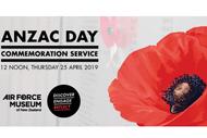 Image for event: Anzac Day Commemorative Service