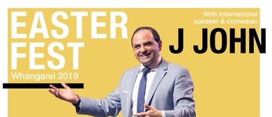 Easter Fest - J John