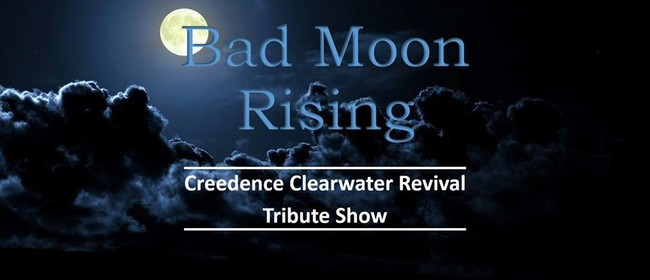 Bad Moon Rising - CCR Tribute